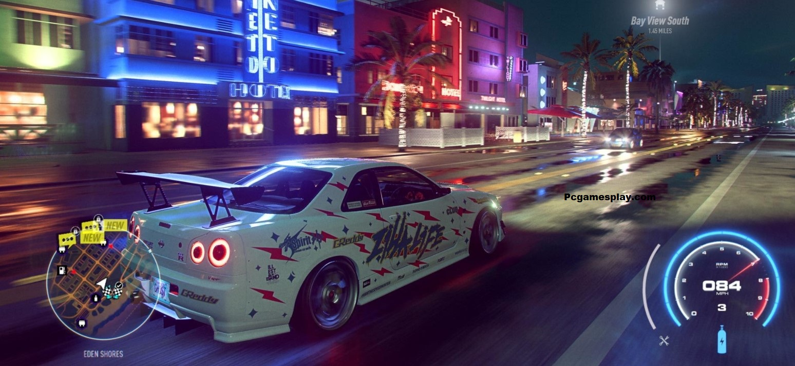 Need For Speed Key