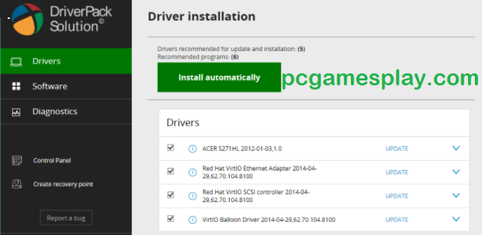 DriverPack Solution Key